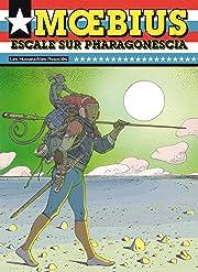 Moebius Oeuvres: Escale sur Pharagonescia USA