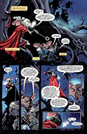 The Mice Templar Vol. 3: A Midwinter Night's Dream #4