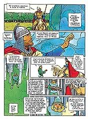 Moebius Oeuvres: La Citadelle Aveugle USA