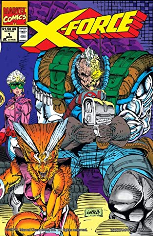 X-Force (1991-2002) No.1