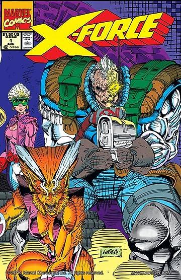 X-Force (1991-2004) #1