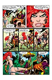 The Adventures of Red Sonja #10