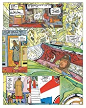 Moebius Oeuvres: The Long Tomorrow USA