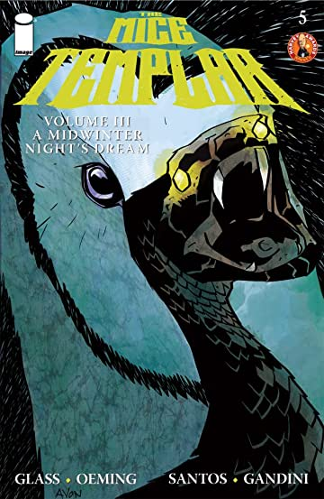 The Mice Templar Vol. 3: A Midwinter Night's Dream #5