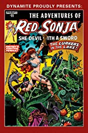 The Adventures of Red Sonja #11