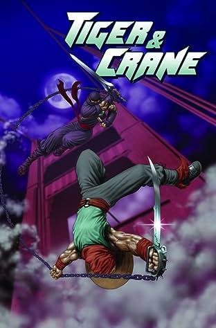 Tiger & Crane #1 (of 4)