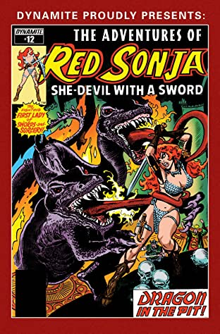 The Adventures of Red Sonja #12