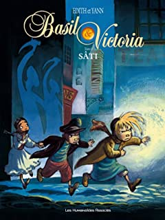 Basil & Victoria Vol. 1: Sâti
