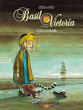 Basil & Victoria Vol. 3: Zanzibar