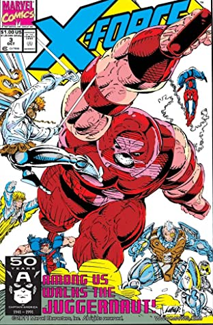 X-Force (1991-2002) No.3