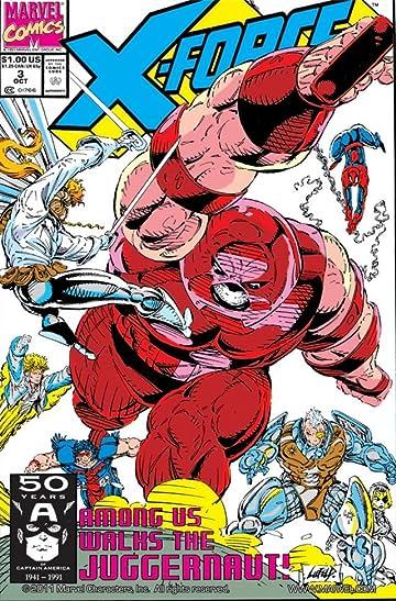 X-Force (1991-2004) #3