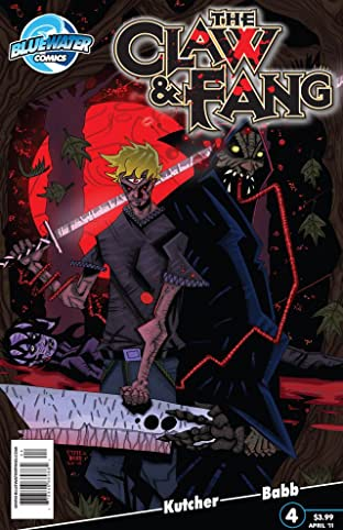 The Claw & Fang #4