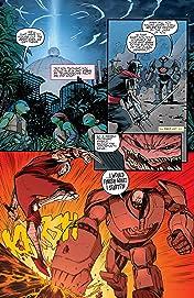 Teenage Mutant Ninja Turtles #43