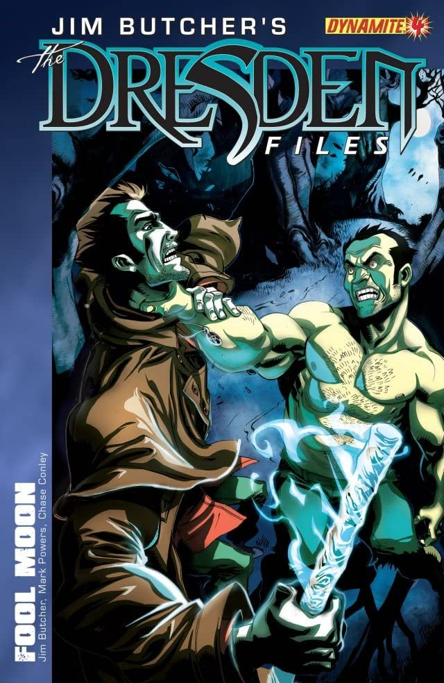 Jim Butcher's The Dresden Files: Fool Moon #4