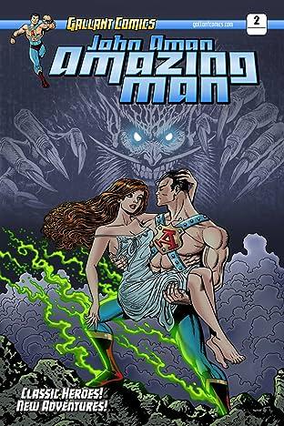 John Aman Amazing Man #2
