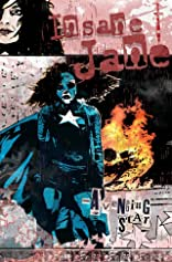Insane Jane: The Avenging Star #4