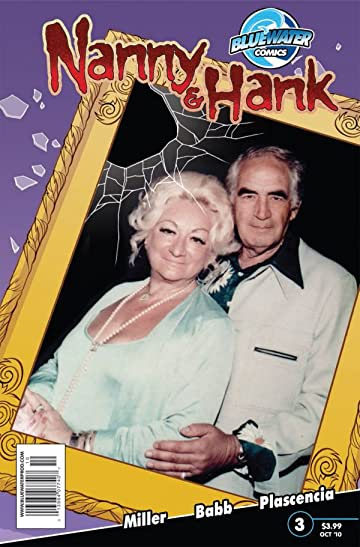 Nanny & Hank #3 (of 4)