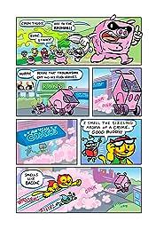 Aw Yeah Comics! #9