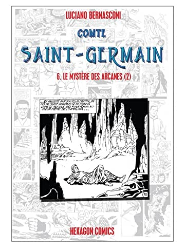 COMTE ST. GERMAIN Vol. 6: Le Mystère des arcanes 2