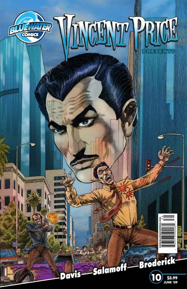 Vincent Price Presents #10
