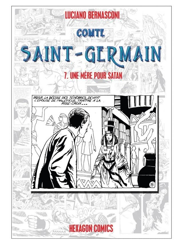 COMTE ST. GERMAIN Vol. 7: Une Mère pour Satan