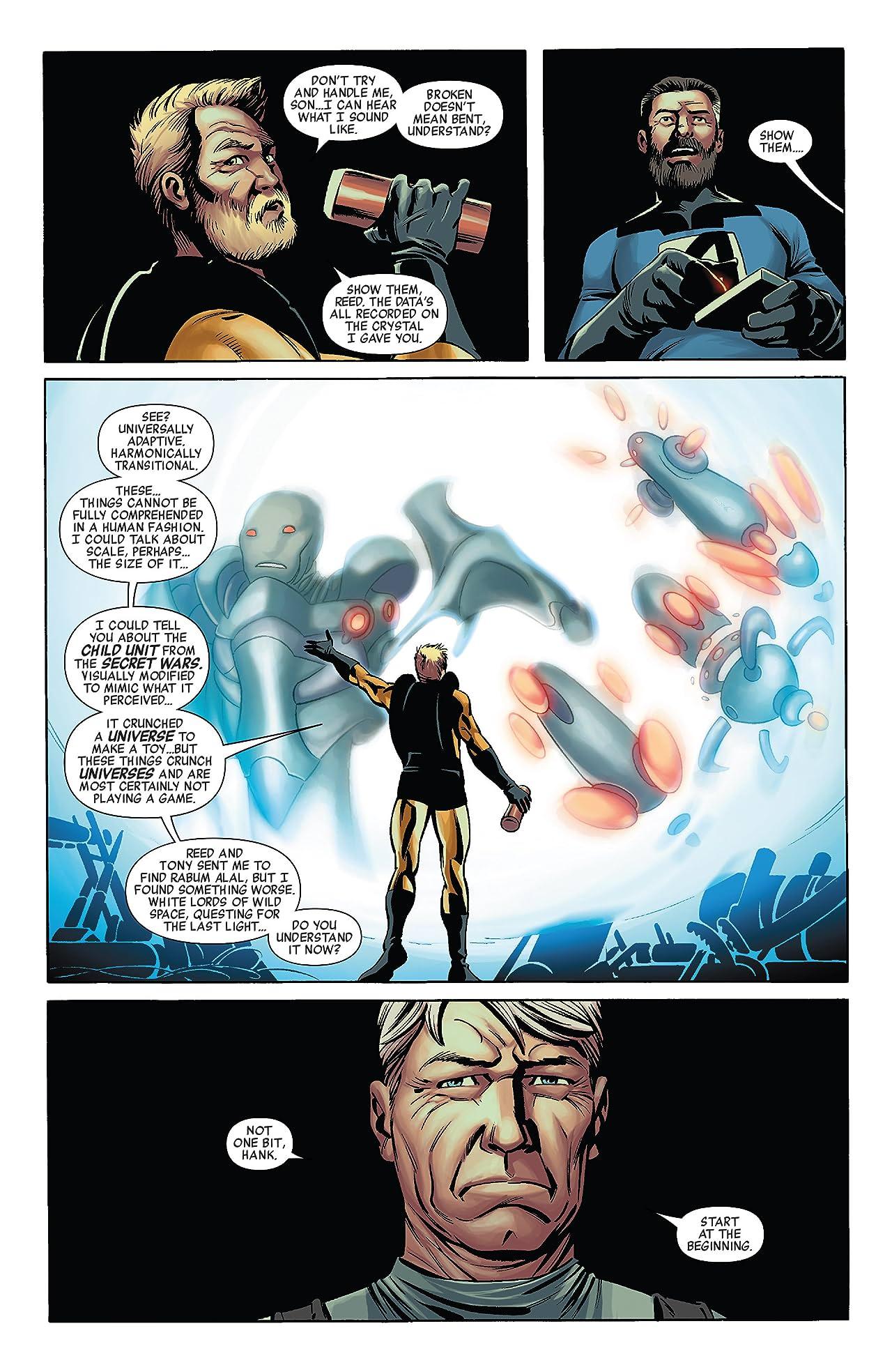 New Avengers (2013-2015) #30