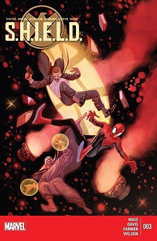 S.H.I.E.L.D. (2014-2015) No.3