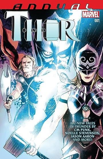 Thor (2014-2015) Annual #1