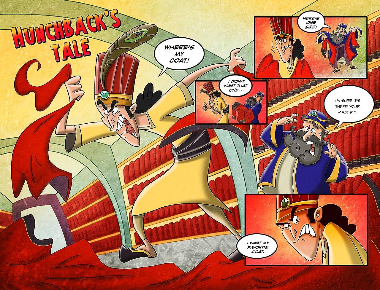 1001 Nights #5: Hunchback's Tale