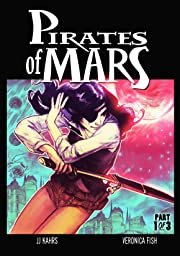 Pirates of Mars #1