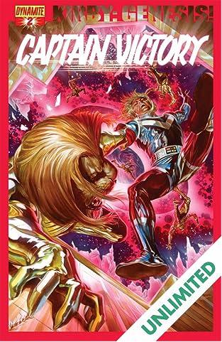 Kirby: Genesis - Captain Victory #2