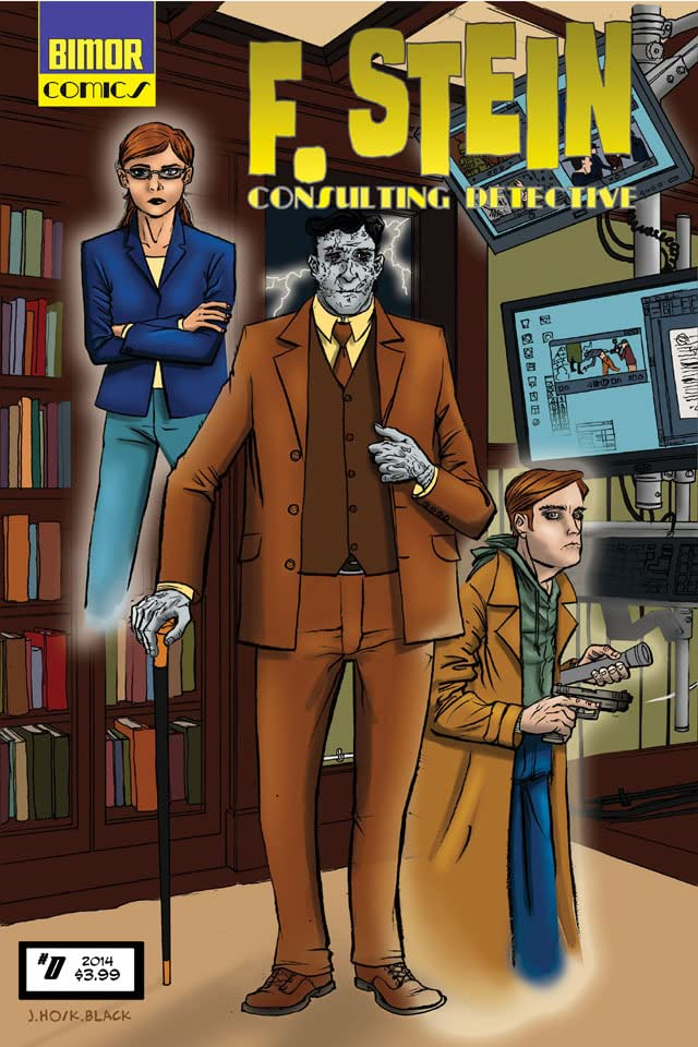 F. STEIN, Consulting Detective #0