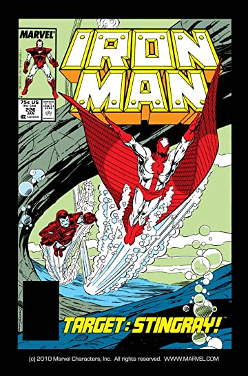 Iron Man (1968-1996) #226