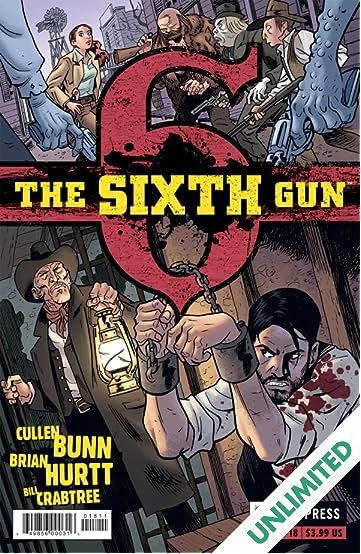 The Sixth Gun #18