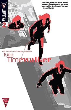 Ivar, Timewalker #2: Digital Exclusives Edition