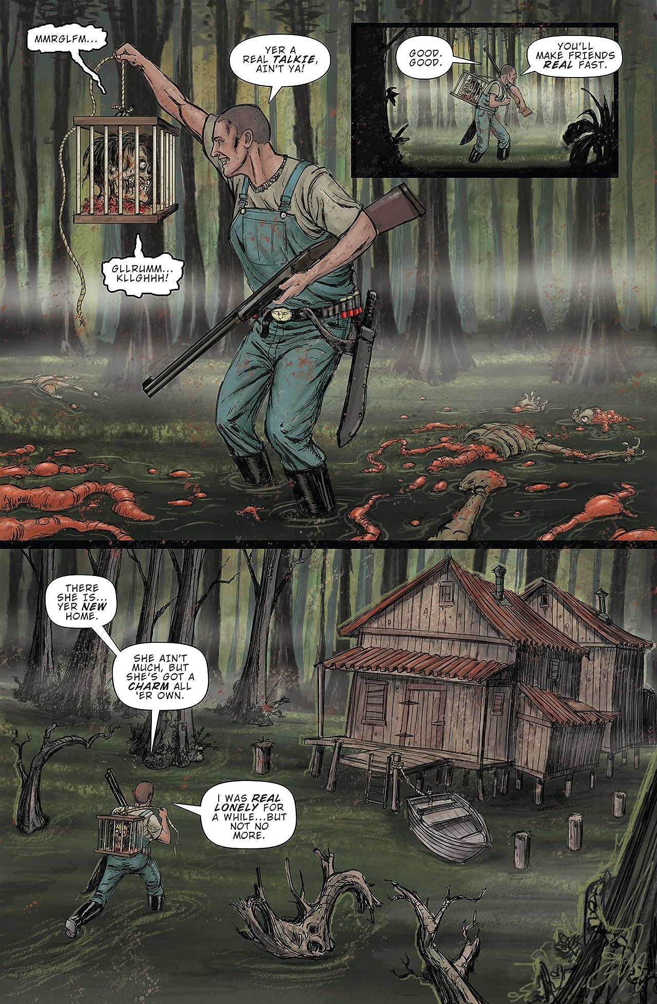 Zombie Terrors Vol. 1