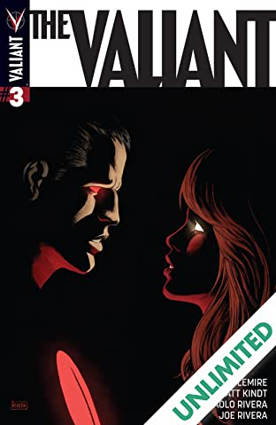 The Valiant #3 (of 4): Digital Exclusives Edition