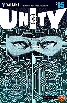 UNITY (2013- ) #15: Digital Exclusives Edition