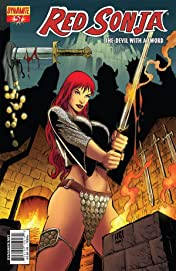 Red Sonja: She-Devil With a Sword #57