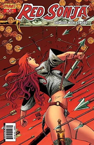 Red Sonja: She-Devil With a Sword #58