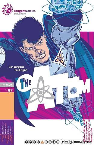 Tangent Comics: The Atom (1997) No.1