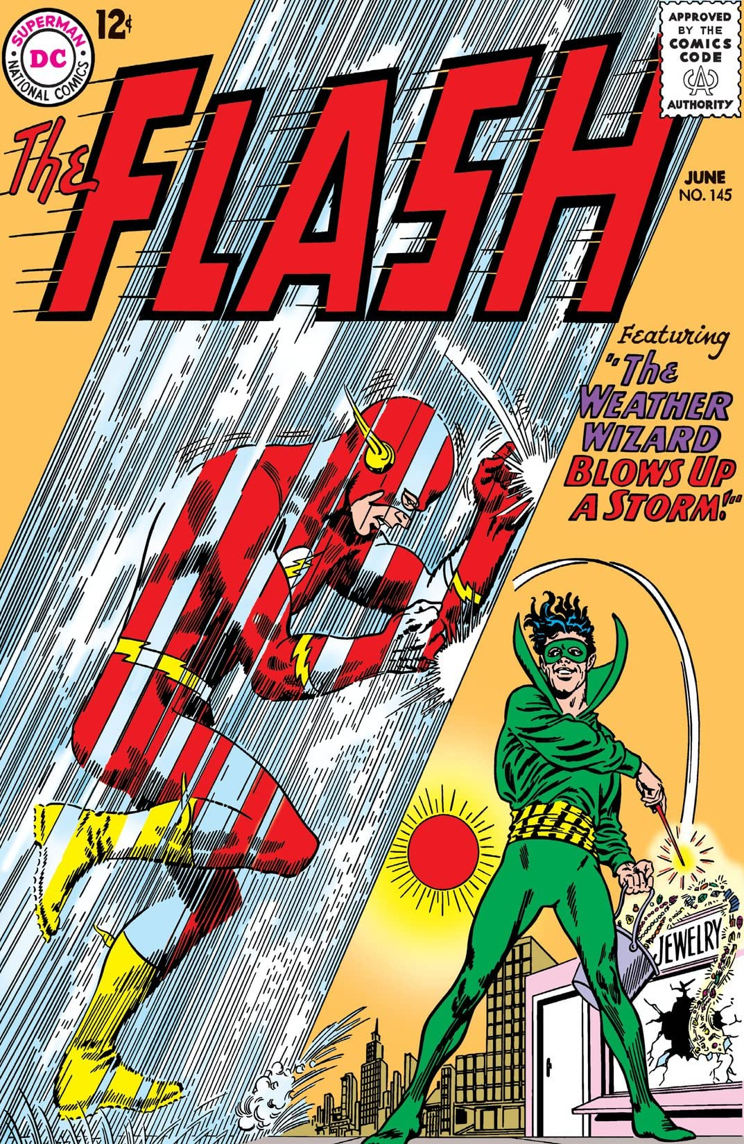 The Flash (1959-1985) #145