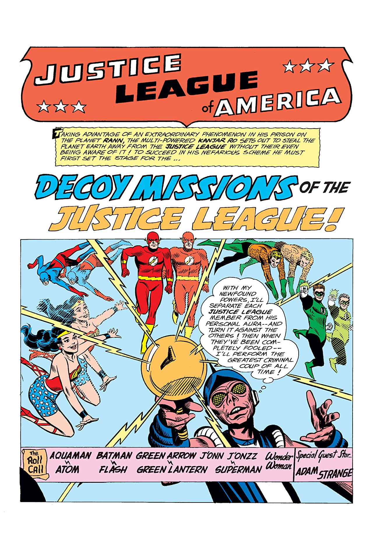 Justice League of America (1960-1987) #24