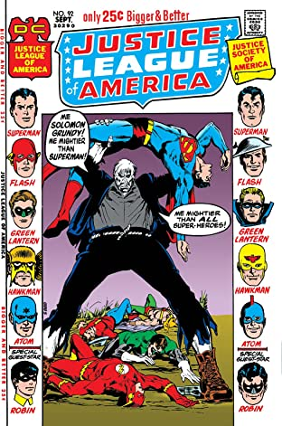 Justice League of America (1960-1987) #92