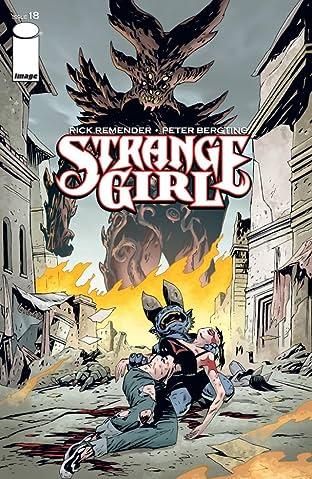 Strange Girl #18
