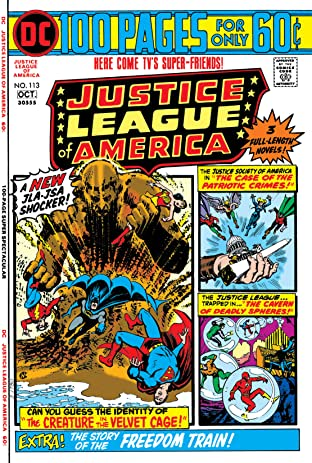 Justice League of America (1960-1987) #113
