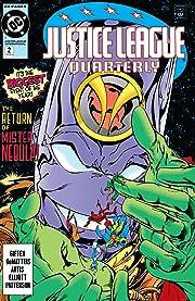 Justice League Quarterly (1990-1994) #2
