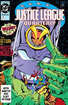 Justice League Quarterly (1990-1994) No.2