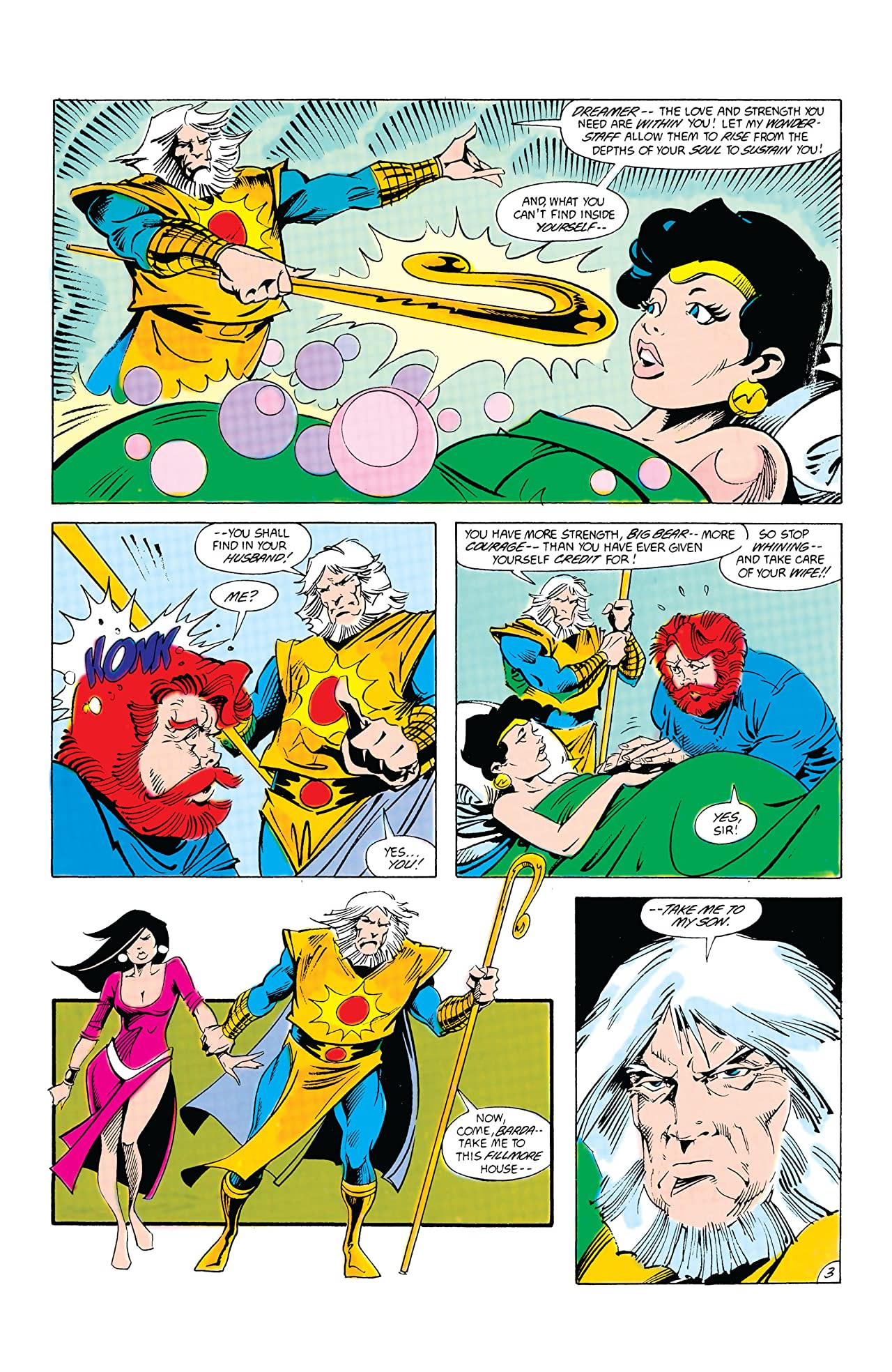 Mister Miracle (1989-1991) #5