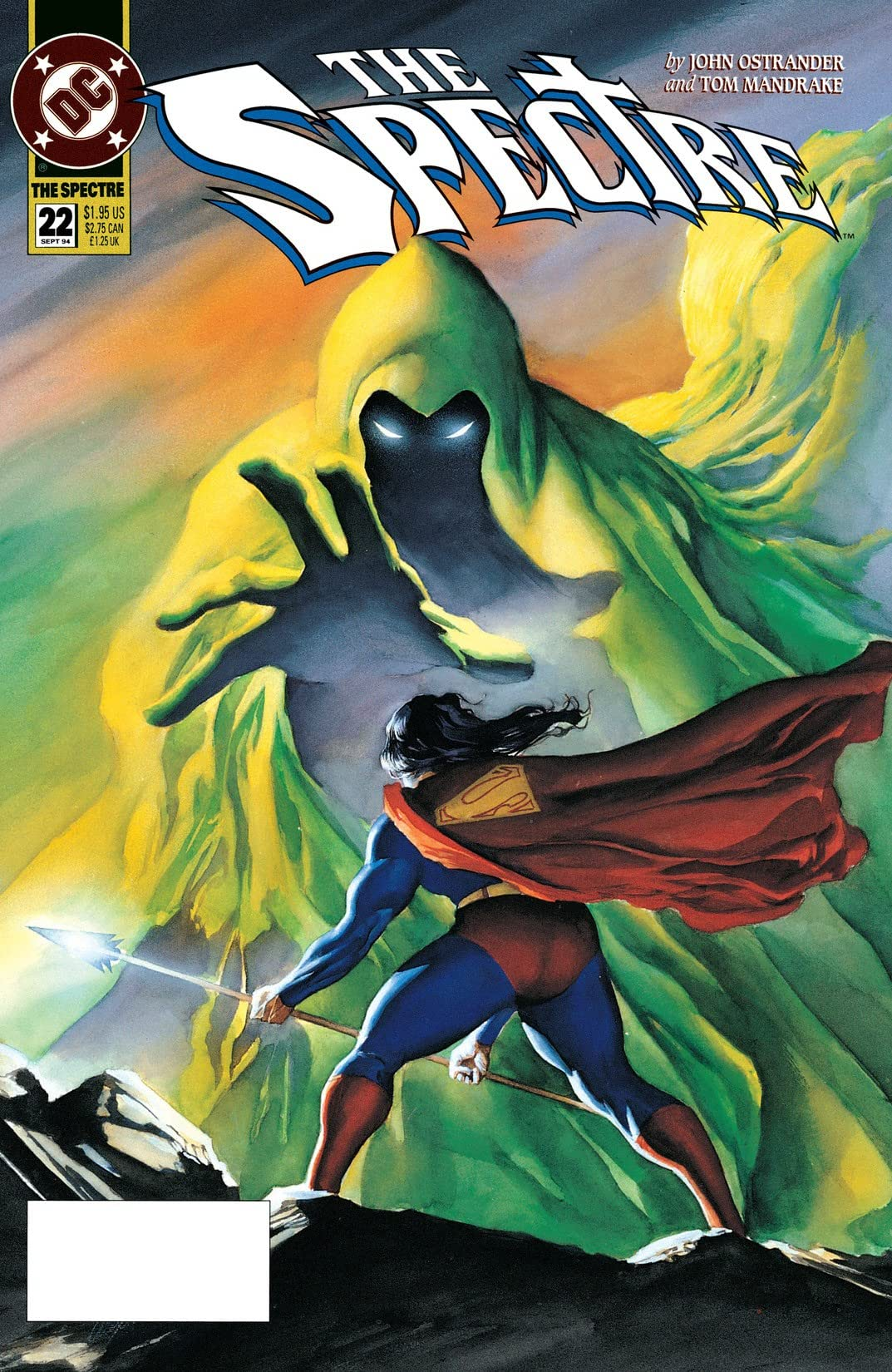 The Spectre (1992-1998) #22